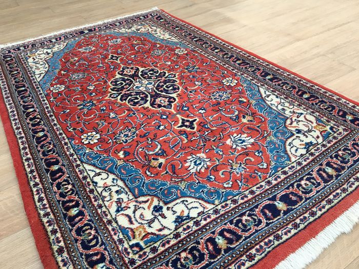 Persian SAROUGH carpet - approx. 166 x 106 cm - condition: VERY GOOD!