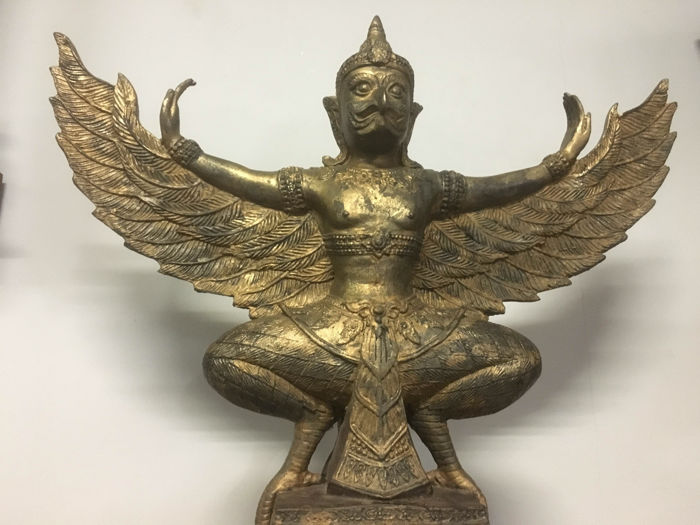 Bronze Garuda - Thailand - Start to middle of 20th century