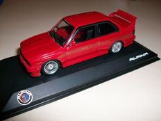 Minichamps - Scale 1/43 - BMW M3 B3.5S Alpina Exhibition item from an Alpina dealer