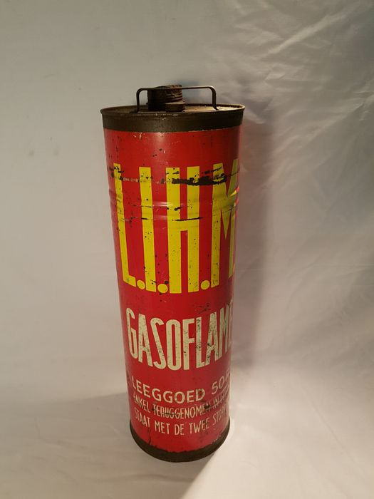 Large - cannister for liquids - LIHM - 1938
