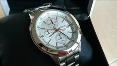 Seiko chronograph - Men's wristwatch