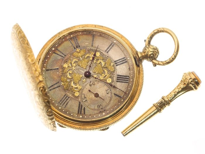 Losada London – Orologio da taschino – 1870 ca.