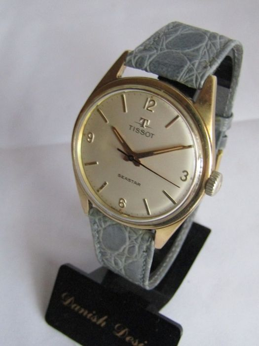 Tissot Seastar - men's wristwatch - 1960s