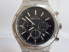 Bulova chronograph – wristwatch – 2016 – new condition.