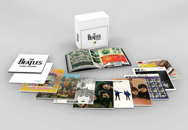 The Beatles in Mono - 14 x 180gsm Remastered Vinyl LP Box Set Edition