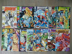 Image - Brigade, Bloodstrike, Team 7 lim. series, Shadowhawk, Steampunk, Tug & Buster and more - 43x sc - (1992 / 2000)