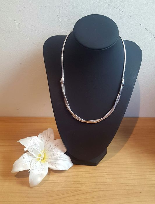 Collana in argento 835 kt.