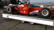 Ferrari - Highly exclusive Formula 1 car in full size (Scale 1 on 1)