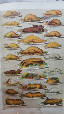Mrs Beeton´s The Englishwoman´s Cookery Book - ca. 1890