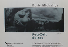 Boris Mikhailov - Salzau Photos