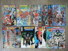 Image - Youngblood, Youngblood Strikefile, Danger Girl, Rising Stars and more - 45x sc - (1992 / 1999)