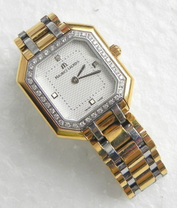 Maurice Lacroix - 38 diamonds women's watch women's wristwatch