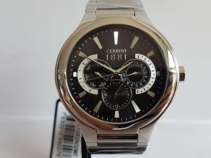 Cerruti 1881 – wristwatch – 2016 – never worn