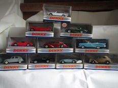 Dinky Collection-Matchbox - Scale 1/43 - Lot with 10 models