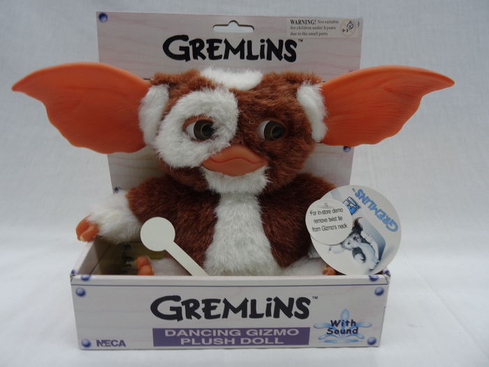 Gremlins - NECA - Dancing Gizmo Plush Doll with sound