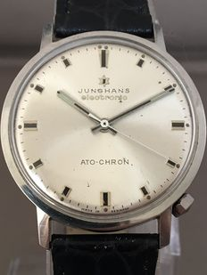 Junghans Electronic Ato-Chron Men's wristwatch - From around the 1970s