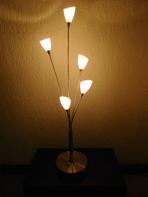 Beautiful Jan des Bouvrie for Boxford Holland-Design Lamp-Silver ...