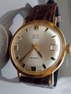Suja Swiss Made men's watch - from the '70s.