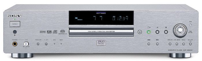 sony dvp ns900v sacd cd dvd player catawiki. Black Bedroom Furniture Sets. Home Design Ideas
