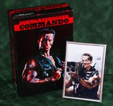 Commando - NECA - Action Figure - 30th Anniversary Commando Action Figure (Ultimate John Matrix)