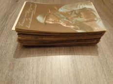 Historic Postcards WW 14-18  French /100 pieces