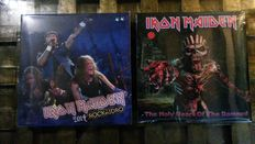 Iron Maiden – 2014 Rock In Idro + iron maiden the holy heart of the damned