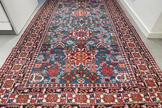 Unique old Ardabil Persian rug - 265x165 - collector's item - with certificate
