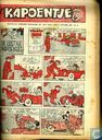 Comic Books - Kapoentje, 't (magazine) (Dutch) - 1963 nummer  43