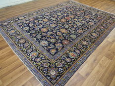 Wonderful Persian carpet, Isfahan / Iran, 289 x 207 cm, end of the 20th century - top quality