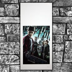 Original Movie Poster Harry Potter Harry Potter and the Half-Blood Prince - Size: 33x70 CM