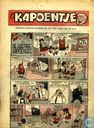 Comic Books - Kapoentje, 't (magazine) (Dutch) - 1961 nummer  25
