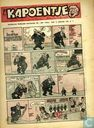 Comic Books - Kapoentje, 't (magazine) (Dutch) - 1961 nummer  2