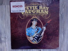 3 Guitar Blues Albums, 2LP Stevie Ray Vaughan & Double Trouble – Spectrum, Philadelphia May 23rd 1988 180 Grams, 2LP Gary Moore – Blues For Jimi 180 Grams, 2LP Rory Gallagher  – Live At Montreux 180 Grams