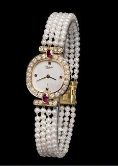 CHOPARD women's watch