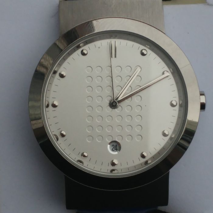 OPEL Design INOX men's wristwatch