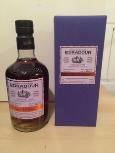 Edradour 24 years old 1985