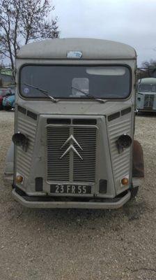 Citroen - HY TUB - 1971