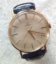 "<em class=""cw-snippet-hl"">Omega</em> – Classic men's gold wristwatch – Early '70s"