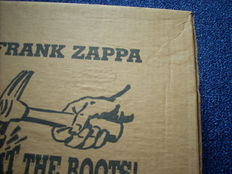 "Limited Edition Box Set ""Beat The Boots"" by Frank Zappa"