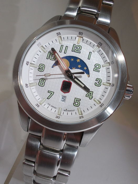 Greiner Lumi Time – Men's watch – recent