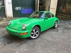 Porsche - 964 Carrera 4 Coupe - 1990