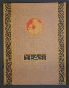 Good yeast, the vital factor in modern breadmaking - without date