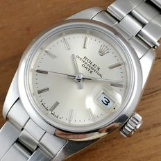 Rolex Oyster Perpetual Date ladies' watch