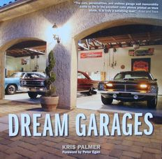 2 Books on Dream Garages and Collections from around the World