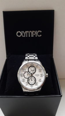 Olympic Sports – men's wristwatch.