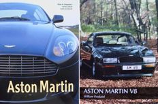 2 books about the Aston Martin