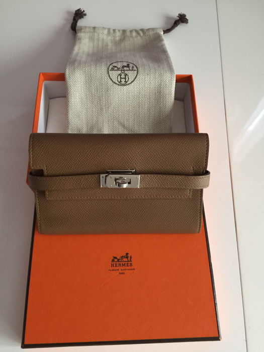 Hermès Kelly - Wallet as new