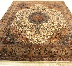 Orient carpet Indo Nain 240 X 300cm Made in India end of last century