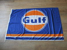 Gulf vlag - New old stock!