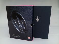 Maserati - Compendium Encyclopedia - 704 pages